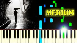 Sad Music: Mad World - Piano Tutorial