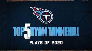Top 5 Ryan Tannehill Plays of 2020