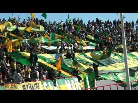 """""""Aldosivi - Independiente Rivadavia 22-09-2012 (02)"""" Barra: La Pesada del Puerto • Club: Aldosivi"""