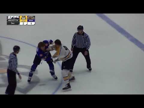 Tyler Howe vs. Jake Schultz