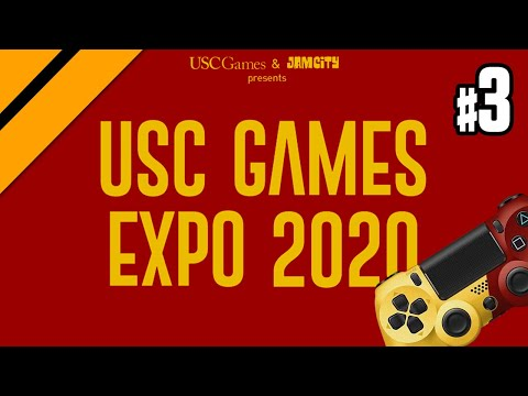 USC Games Expo Showcase (sponsored by USC!) P3