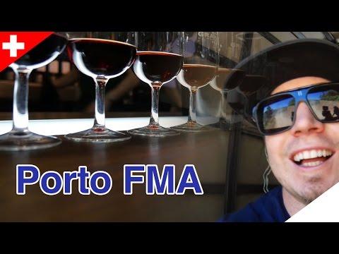 FMA PORTO - 6 Portwein Gläser am Stück 🍷 Schweizer YouTuber | Mundart