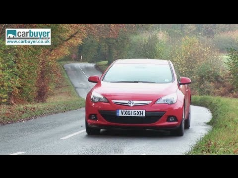 Vauxhall Astra GTC hatchback review - CarBuyer