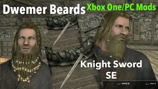 Skyrim SE Xbox One/PC Mods|Knight Sword SE By BillyRo