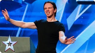 Andrew Lancaster treats us to some HILARIOUS impressions! | Auditions | BGT 2018