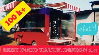 Best Food Truck Design 1.0 From Foodtrucker Engineering LLP