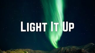 Marshmello   Light It Up Ft. Tyga & Chris Brown (Lyrics)