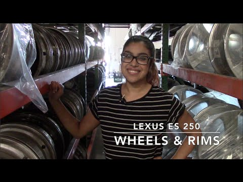 Factory Original Lexus ES 250 Wheels & Lexus ES 250 Rims – OriginalWheels.com