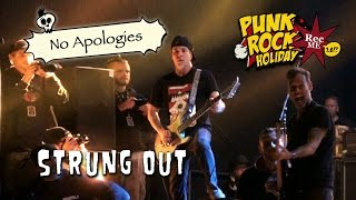 "#096 Strung Out ""No Apologies"" @ Punk Rock Holiday (10/08/2016) Tolmin, Slovenia"
