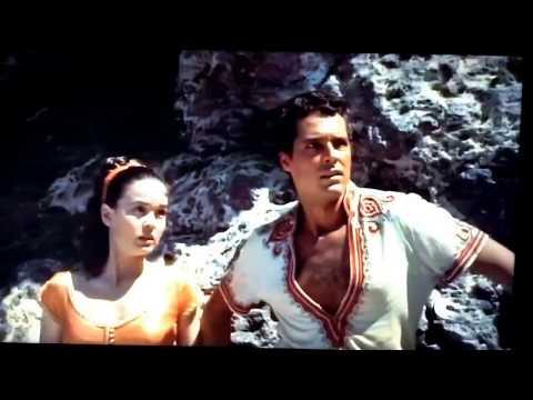 7th Voyage of Sinbad Cyclops vs Dragon