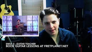 Guitar Teacher Reacts To Taj Farrant   Kid Guitar Prodigy