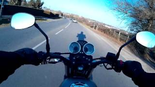 preview picture of video 'MOTO GUZZI V7 ii Stone Grigio'