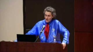 Temple Grandin: Animal Behavior And Welfare