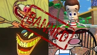 Top 40 Lost or Banned Episodes of Kid Shows | blameitonjorge