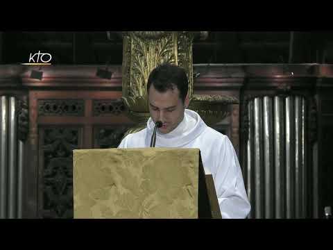 Messe du 21 juillet 2019