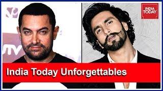 India Today Unforgettables: Aamir Khan & Ranveer Singh Exclusive Chat