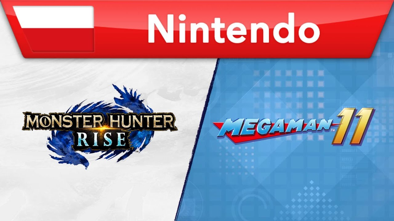 Monster Hunter Rise X Mega Man | Nintendo Switch
