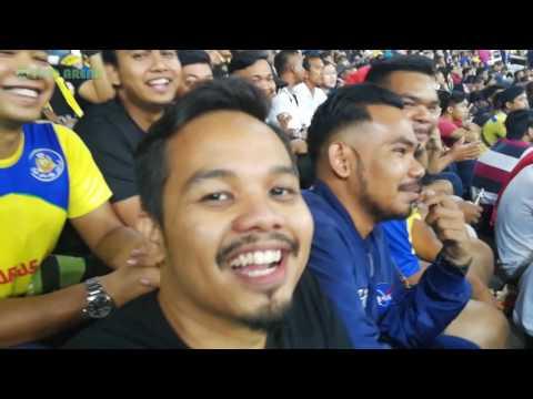 BALAS DENDAM! | Piala FA 2017 | Pahang v JDT | #AkuTurunStadium