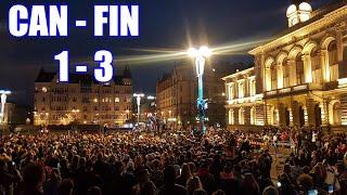 LIVE from TORI! Finland won ice hockey world championship!