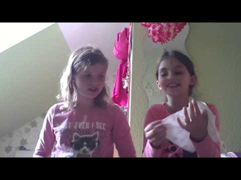 Meine sis hatte bh wir zeigen die Geschenke - YouTube