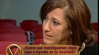 Misterium La mujer que levitaba Entrevista a Rosa Conde