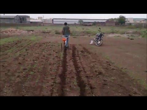 Manual Seed Drill