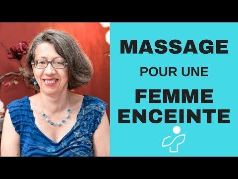 Qu'est ce qu'un massage peut apporter à une femme enceinte?