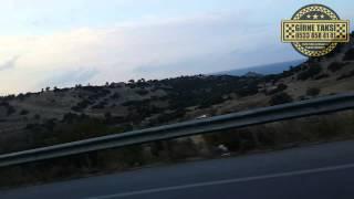 preview picture of video 'Girne Taksi - Esentepe - Girne yolculuğu'
