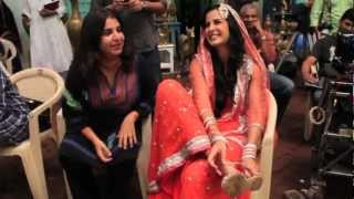 BEHIND THE SCENES  OF TEES MAAR KHAN - WALLAH RE WALLAH