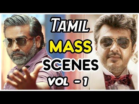 Tamil Movie Mass Scenes | Vol 1 | Mankatha | Vikram Vedha | Ajith | Vijay Sethupathi | R Madhavan