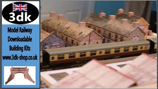 How to build a model railway on a budget.