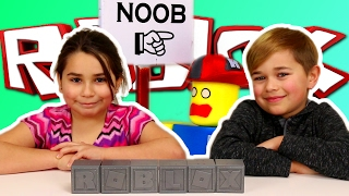 ROBLOX TOY FIGURE SURPRISE BLIND BOX OPENING | RADIOJH AUTO & SPECIAL GUEST