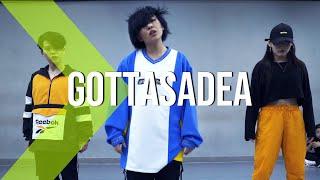 BewhY (비와이)   가라사대 (GOTTASADAE)  Ligi Choreography.