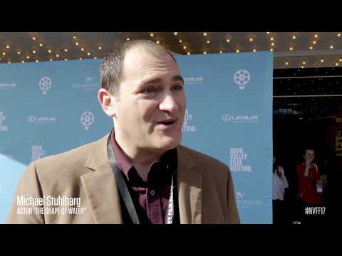 Michael Stuhlbarg on the Red Carpet | The Shape of Water | NVFF17