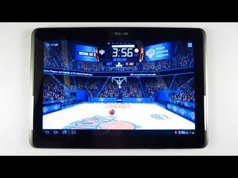 Téléchargeznba 3d Live Wallpaper 321 Apk Gratuit Pour Votre Android