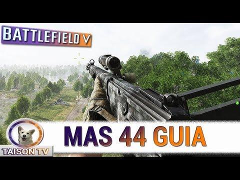 BATTLEFIELD V LA MAS 44 GUIA, ESPECIALIZACIONES Y DETALLES