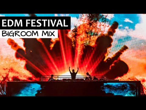 EDM FESTIVAL MIX 2019 – Best Electro House & Bigroom Music