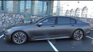BMW M760i за $180 000 это самый дорогой BMW в истории