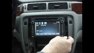 How To Upgrade Your GM Truck to the 2012 GM Hard Drive Navigation