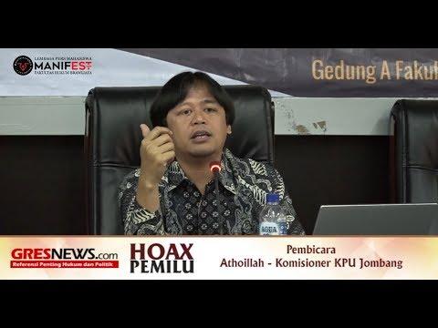 VIDEO: Seberapa Kuat Hoaks Pengaruhi Pemilih?