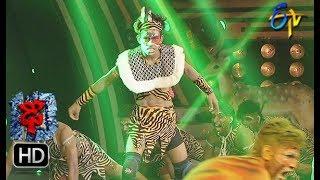Mukul Performance   Dhee 10    13th June 2018   ETV Telugu