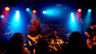 Dreamtale - Call of the Wild - Solos and ending (Live@On the Rocks 21.8.2015, Helsinki)