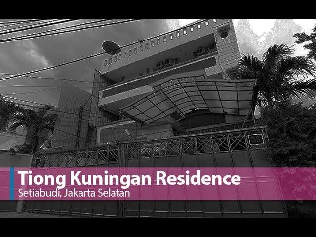 Kost Tiong Kuningan Residence