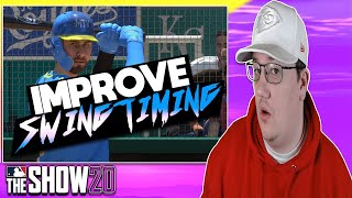 How To Improve Swing Timing MLB The Show 20 Diamond Dynasty