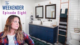 The Weekender: Patterned Bath (Episode 8)