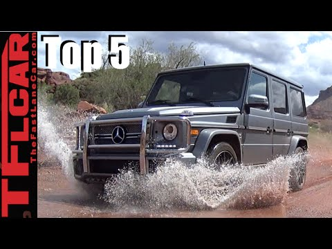 Top 5 Sleepers: Cars That Look Slow But Are Really Fast (Part 1 Of 2)