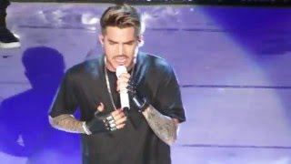 Adam Lambert — Whataya Want From Me [Celebrate 2016]