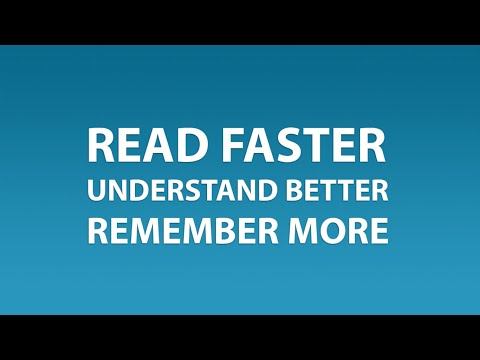 Online Speed Reading Course - YesYouLearn