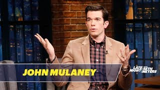 John Mulaney's Grandma Schools Seth on Mispronouncing