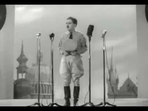 Charlie  Chaplin last speech Before his Death .